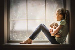 Ensomt barn savner nærvær