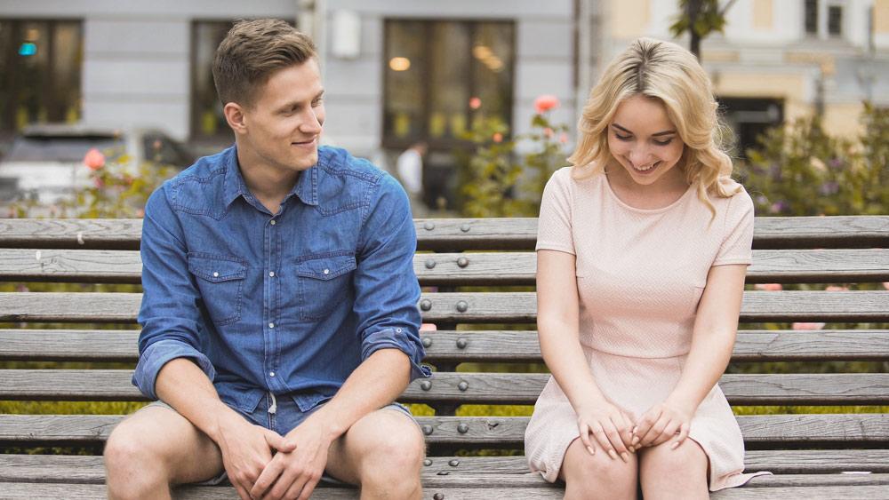 Flirt kan føre til nærvær - hvis man opfatter det