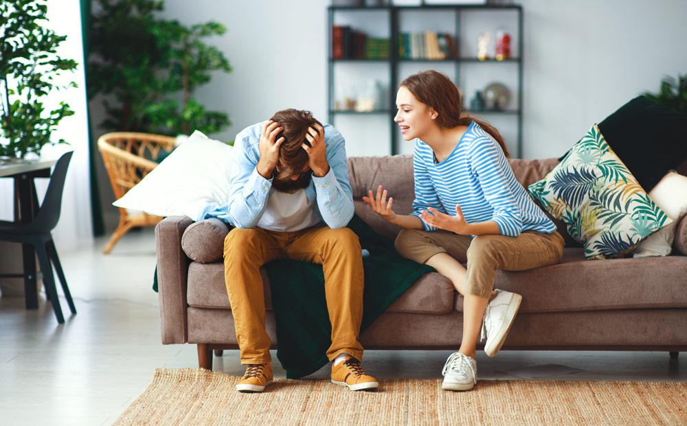 Bedre kommunikation kan forhindre mange skænderier i parforholdet