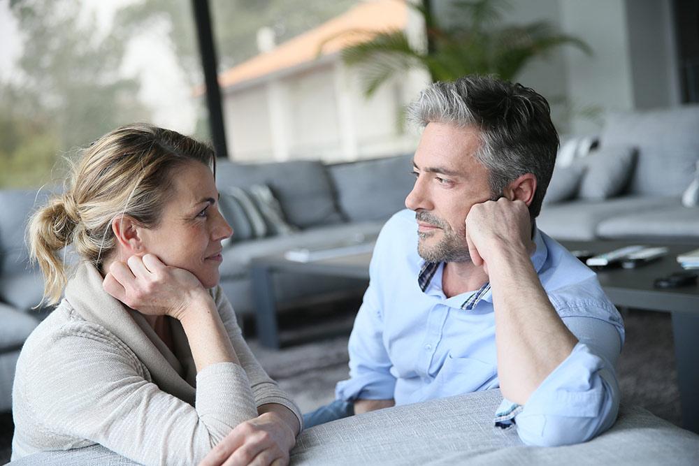 Vær omsorgsfuld og forstående - det giver et bedre parforhold