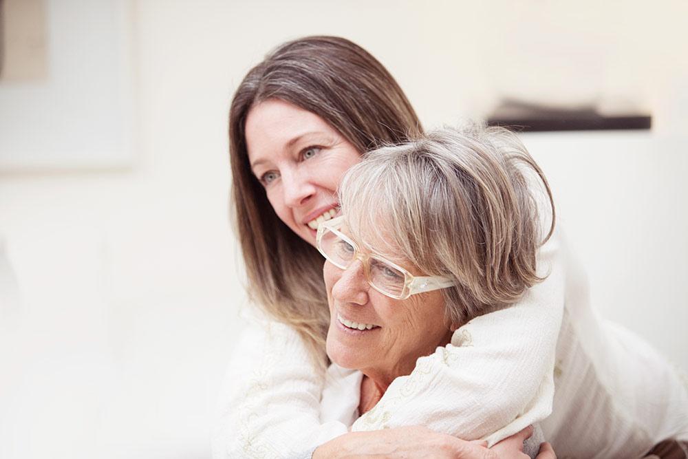 Det kan være vigtigt at tilgive sin mor for at opnå et bedre parforhold.